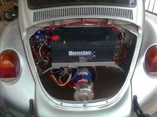 coches electricos, motor vehiculo electrico, conversiones,empresa de carros electricos: Coches Electricos Convertidos, mira estas fotos.