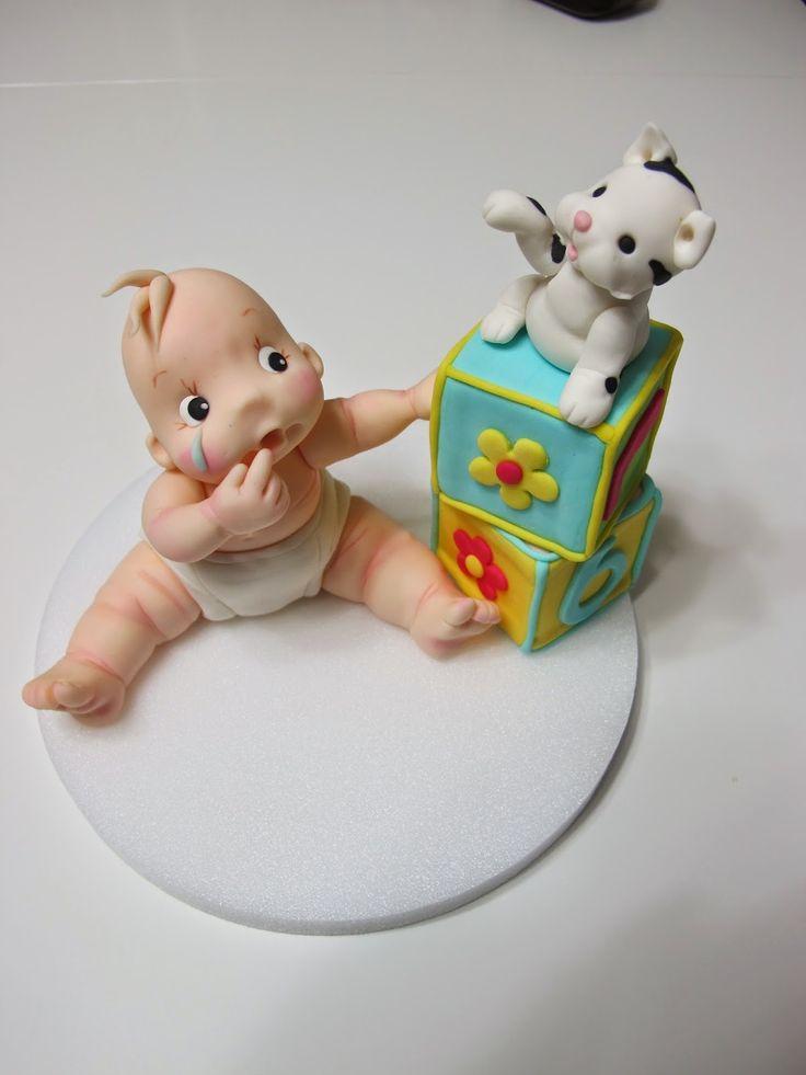 Patty's art studio: Sugar paste figurines 翻糖作品