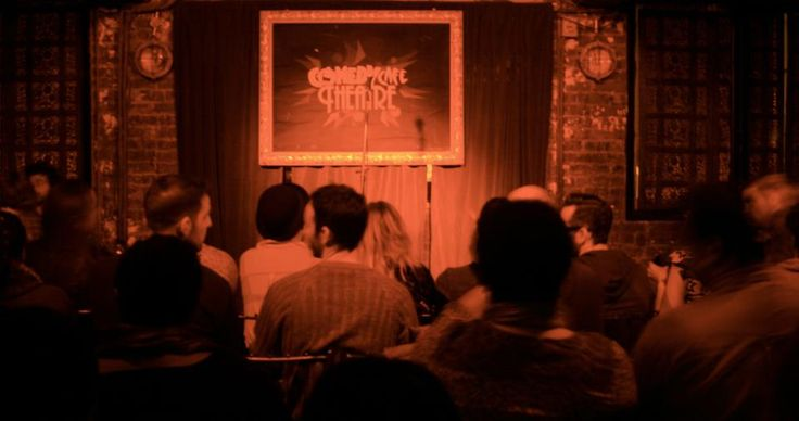 Comedy Cafe East London - Free online booking, information & reviews. Comedy Cafe, 66-68, Rivington Street, London, EC2A 3AY