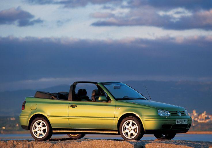 VW Golf IV Cabrio (1998-2003)