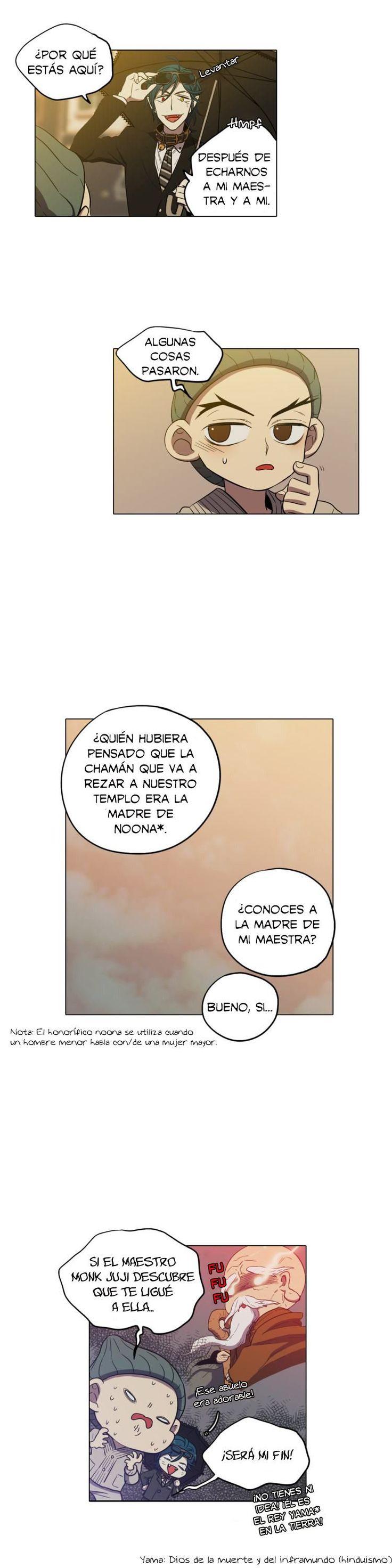 Honey blood Capítulo 20 página 11 - Leer Manga en Español gratis en NineManga.com