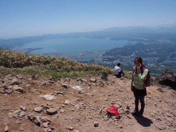 磐梯山 翁島登山口(グランドサンピア猪苗代リゾートスキー場)からの登山ルート案内