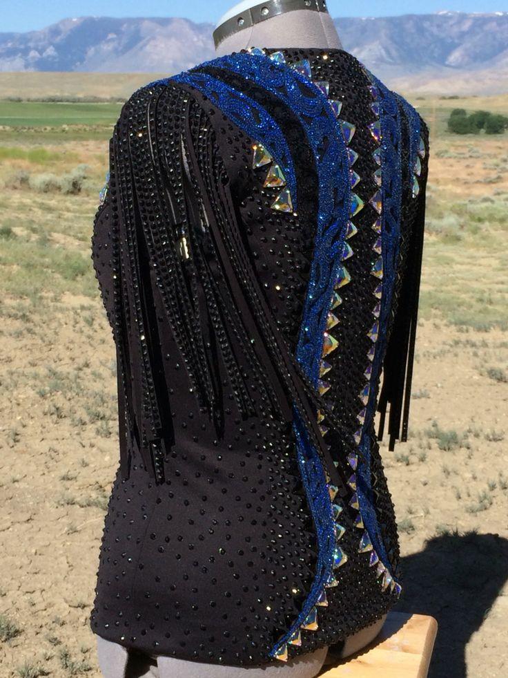 Womens Western Bling Shirts