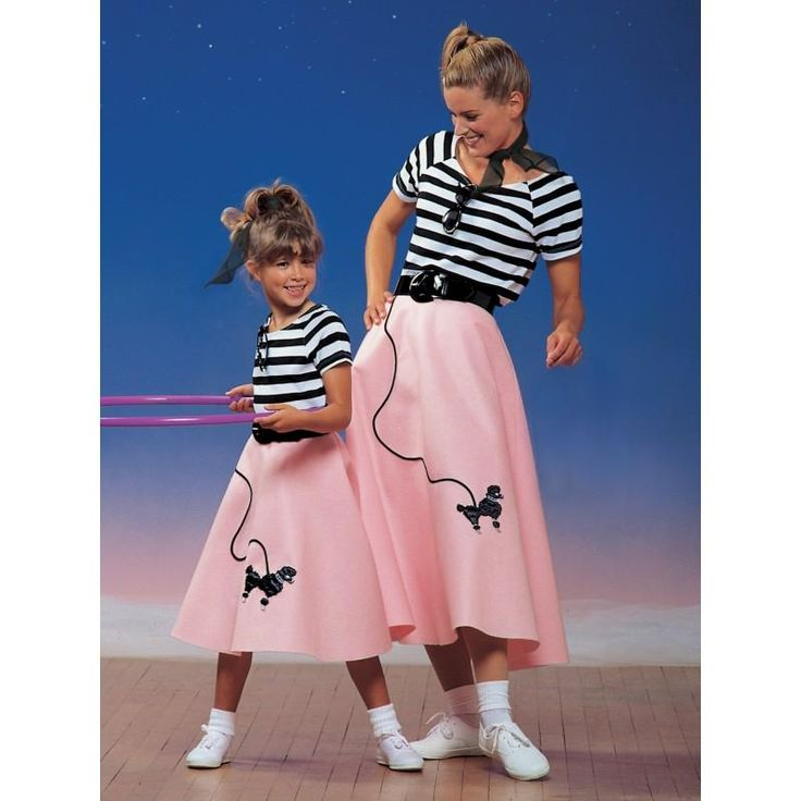 Adult Poodle Skirt | Poodles, Halloween costumes and Halloween