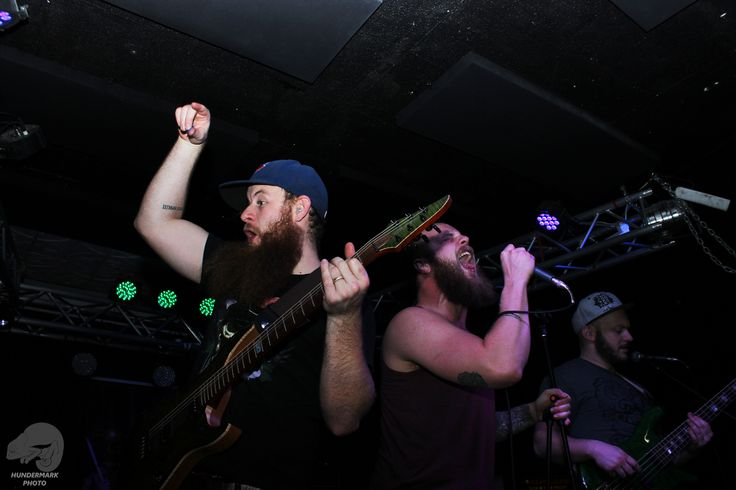 Protest The Hero, 29.04.2015   Rody Walker and Tim Millar #protestthehero