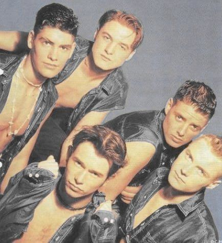 Boyzone - aaahhh there's the lads I loved