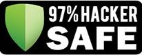 97% Hacker Safe