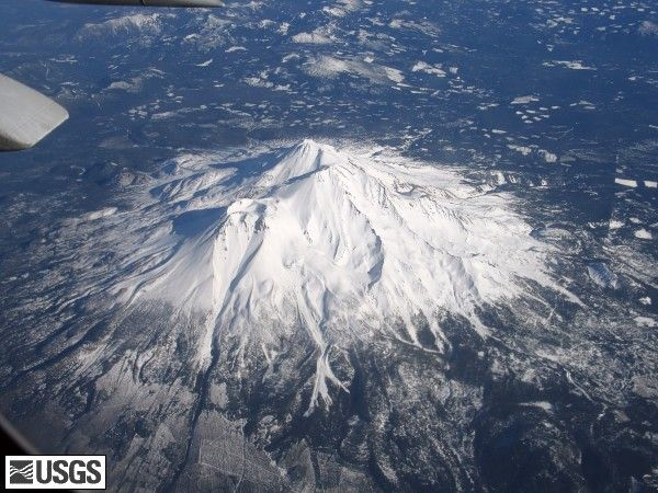 Mt. Shasta aka The Root Chakra of the Earth