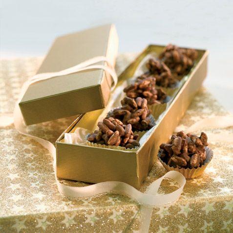 Risboller med sjokolade