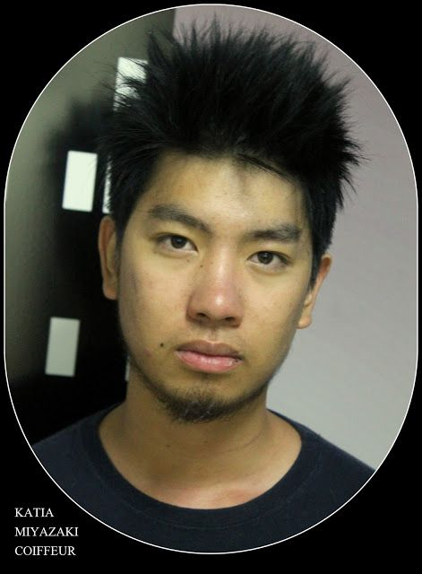 Katia Miyazaki Coiffeur - Salão de Beleza em Floripa: corte de cabelo asiatico - masculino - Salão de Be...