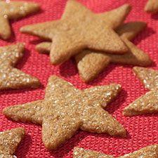 Cinnamon Snaps: King Arthur Flour | Cookies | Pinterest
