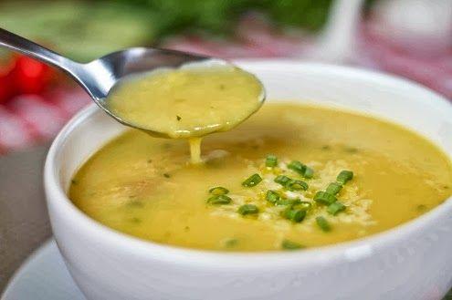 Esta sopa foi formulada especialmente para desintoxicar e contribuir para o emagrecimento, pois na sua composição entram ingredientes que aceleram o metabolismo.