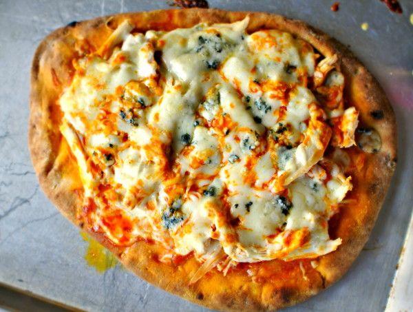Быстрая пицца на лаваше 8