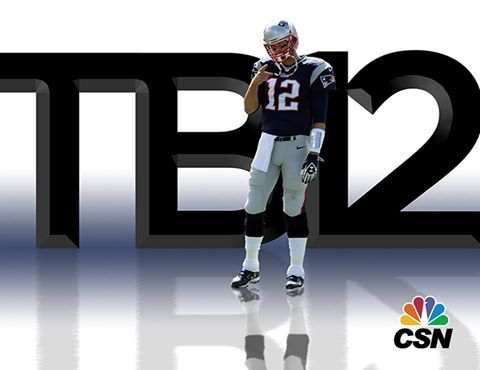 New England's favorite son returns to Gillette Stadium today.
