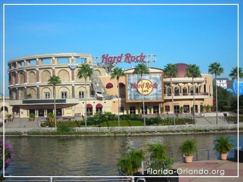 Hard Rock Cafe, Orlando, FL
