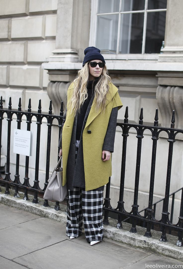 ugghhh so cool. London. #LFW #LeeOliveira