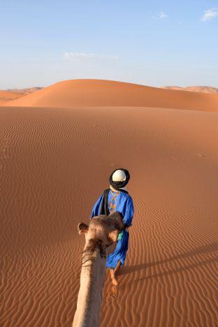 Merzouga - The Moroccan Sahara