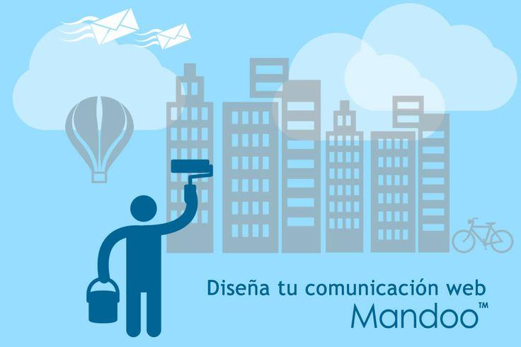 Diseña en tan sólo 5 minutos tu comunicación web con Mandoo