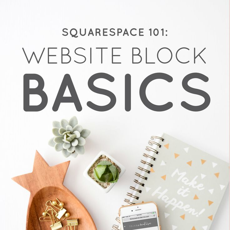 Jumping into a new website platform can be overwhelming. And although we  think Squarespace is one of the most user friendly and intuitive platforms  on the market, we know not everything is as obvious as one might hope.  Today we are walking you through Squarespace Blocks. You will learn how to