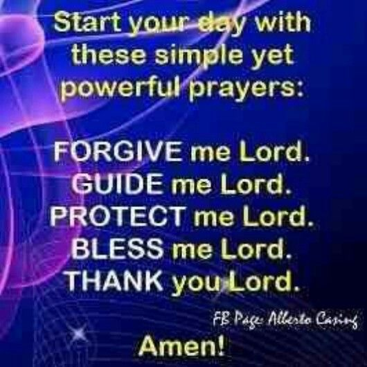 Start Your Day With These Simple Yet Powerful Prayers