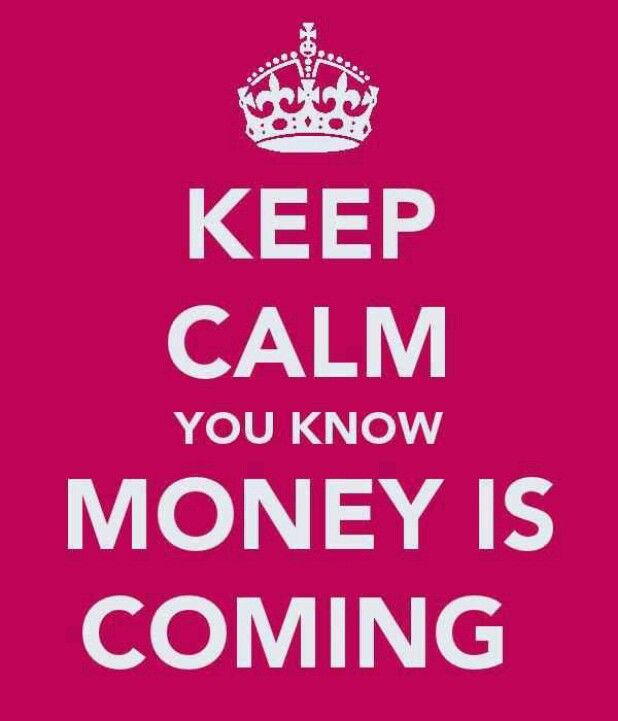 Keep calm you know money is coming when you play Forex! Visit fx-bonuses.blogsp... and start today!