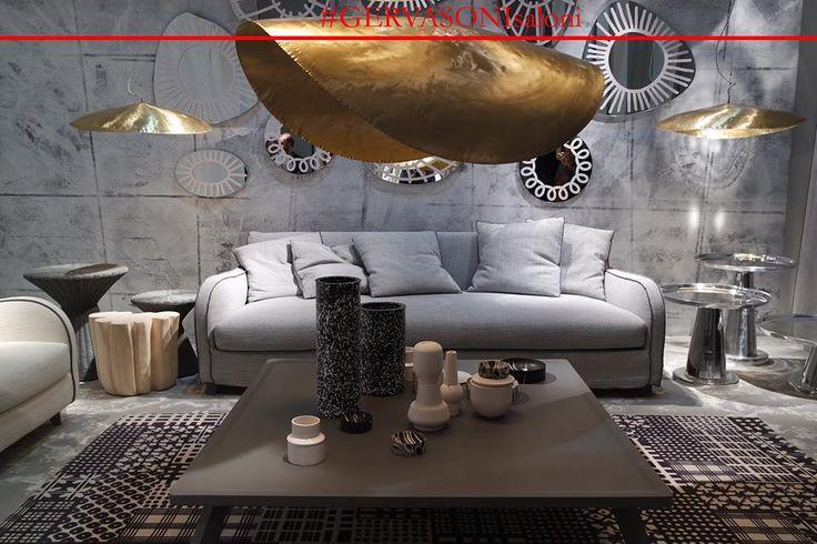 Handmade Industrials | Tube vase | @Gervasini During the Salone del Mobile