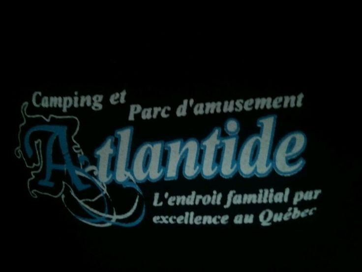 Camping et Parc d'amusement Atlantide