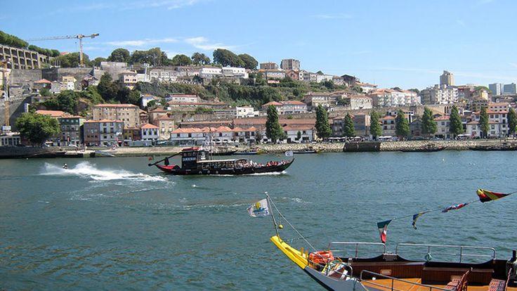 Oporto-Regua-Oporto (Navegación de subida) - Cruceros Fluviales -  mCF