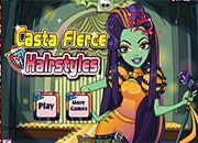 Casta Fierce HairStyles | Juegos Monster High - jugar online