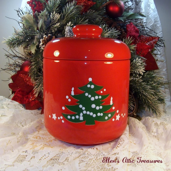 Mccoys Christmas Trees: 145 Best Images About Cookie Jars On Pinterest
