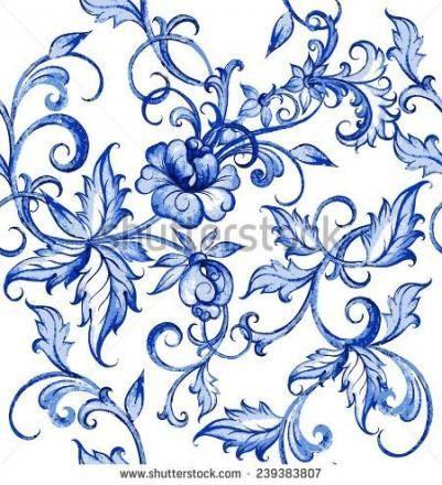 Neue Blumen Muster Zeichnung Blumenmuster Tattoos 59 Ideen #tattoos #flowertattoos