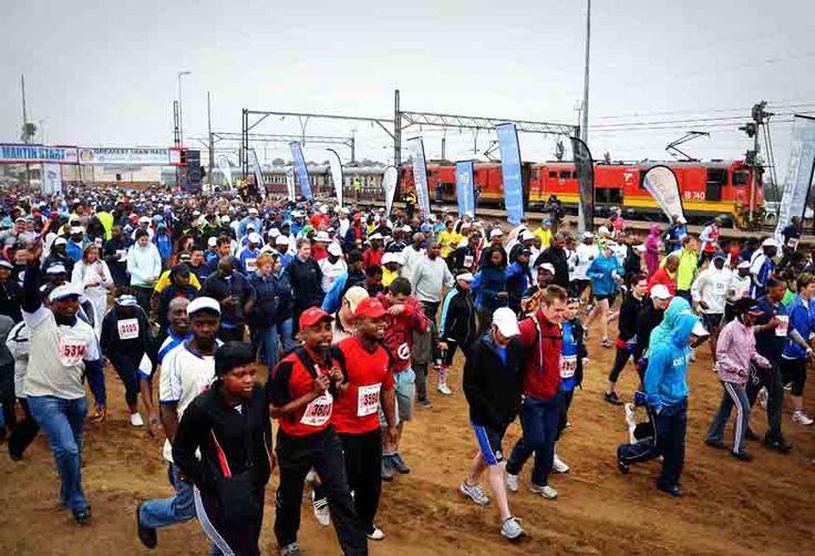 The Greatest Train Race - designed by www.jbwebconcepts.co.za