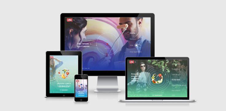 #WebDesign #UI/UX #Website #AQuest #DigitalAgency