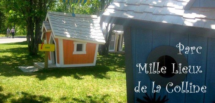 On a testé pour vous: le Parc Mille Lieux de la Colline, au Saguenay  Vacances en famille  www.lagrandederoute.com