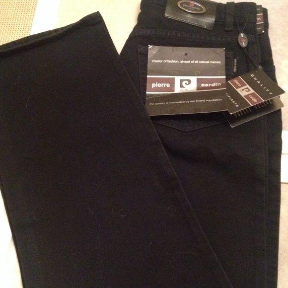 Pierre Cardin 80th Pierre Cardin jeans ,size 32/34, Pierre Cardin Jeans Straight Leg