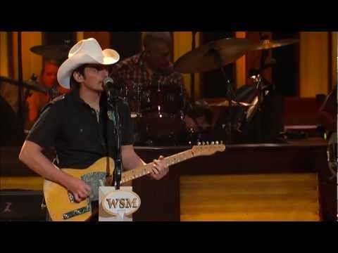 "Brad Paisley - ""I'm Gonna Miss Her"" Live at the Grand Ole Opry"