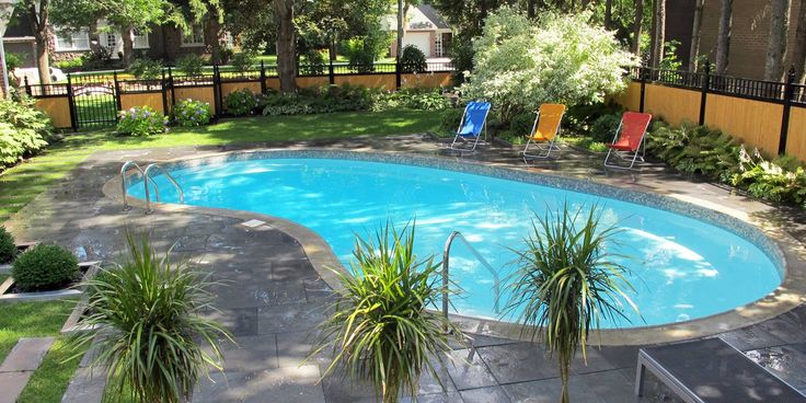 28 best Amenagement Piscine Creusee images on Pinterest Swimming - amenagement bord de piscine