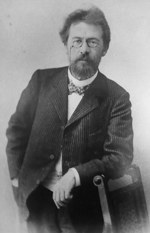 """If you want to work on your art, work on your life.""    —Anton Chekhov"