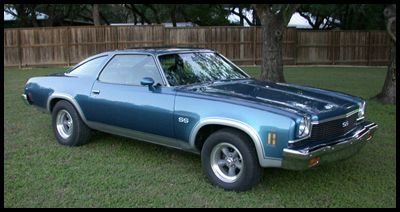 1973 Chevelle SS