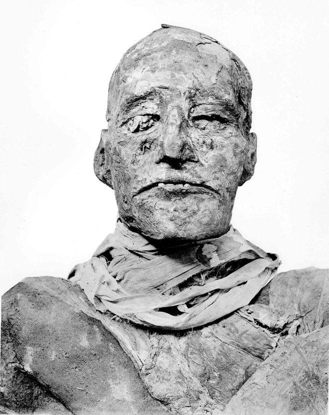 Mummy Murder Mystery: King Ramesses III Throat Slashed