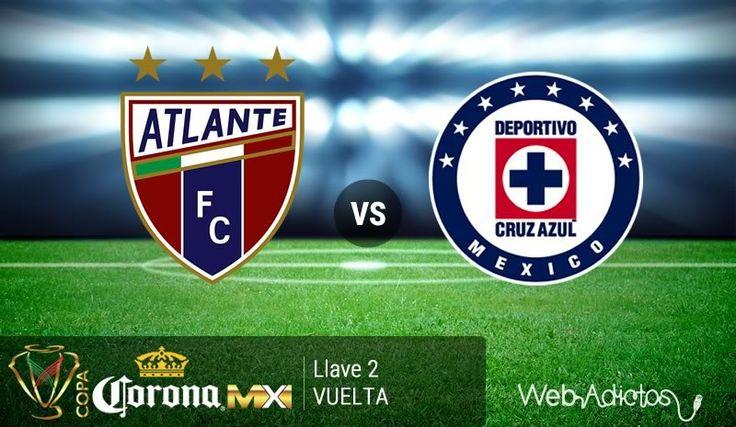 Atlante vs Cruz Azul, Copa MX Clausura 2016 ¡En vivo por internet! - https://webadictos.com/2016/02/17/atlante-vs-cruz-azul-copa-mx-c2016/?utm_source=PN&utm_medium=Pinterest&utm_campaign=PN%2Bposts