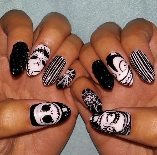 Es Nail Los Angeles: 479 Best Images About Nails! On Pinterest