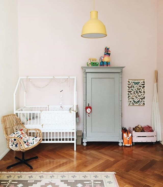 9 months preparing to fall in love for a lifetime. Our Stokke Home Crib in