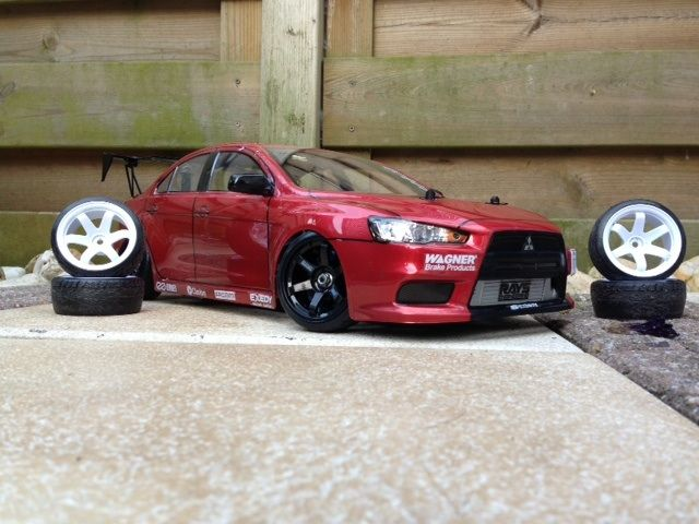 Mitsubishi Evo X Lancer Evolution X Pinterest Evo Rc Drift