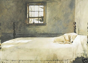 Master Bedroom Andrew Wyeth Art I Have Not Seen In Person