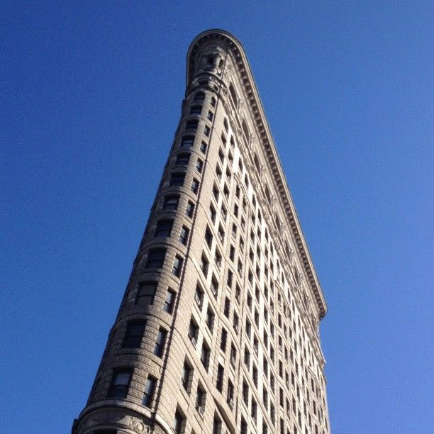 Flatiron Building NewYork. A classic.