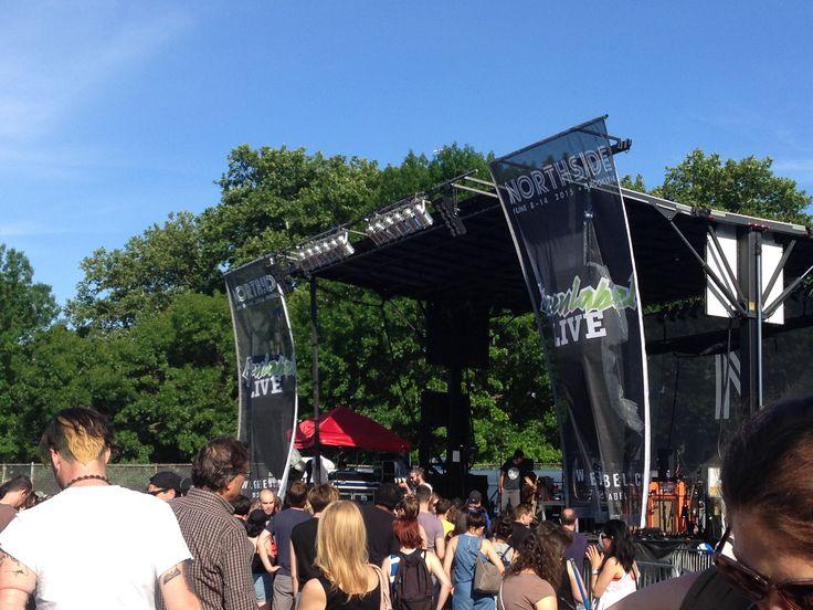 Northside festival 2015, Brooklyn.