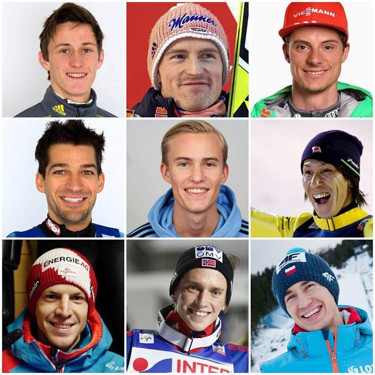 Miss watching ski jumping and these fantastic athletes