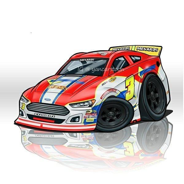 Pin Pa Yanstoon Car Cartoon And Car Caricature