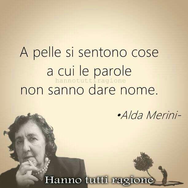 Alda Merini. ...grande donna